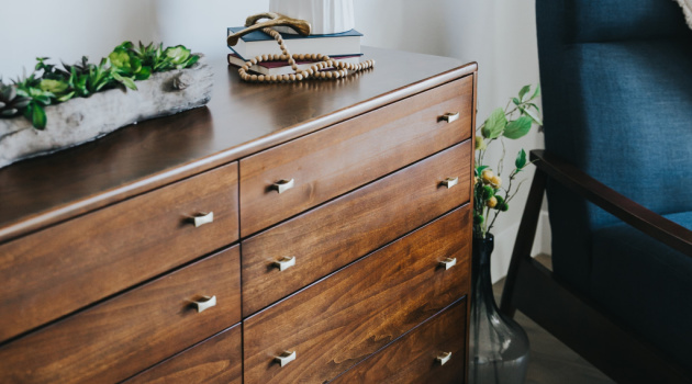 Five Ways To Upcycle An Old Dresser
