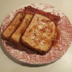 cinnamon caramel french toast