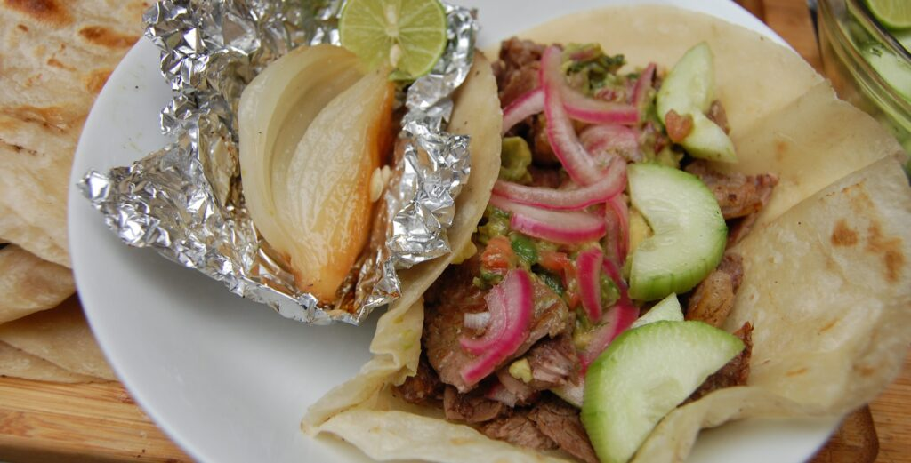 Carne Asada at its Simplest and Finest