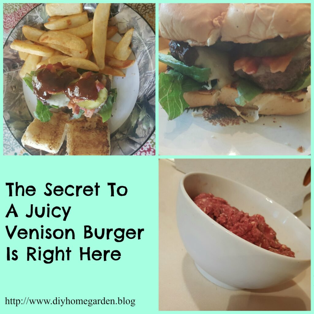 Venison Sliders – Delicious Little Venison and Beef Blend Cheeseburgers