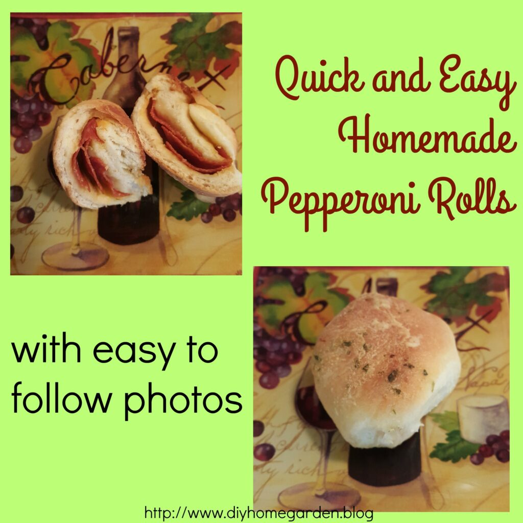Quick & Easy Homemade Pepperoni Rolls aka Pepperoni Balls