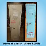 locker refinish