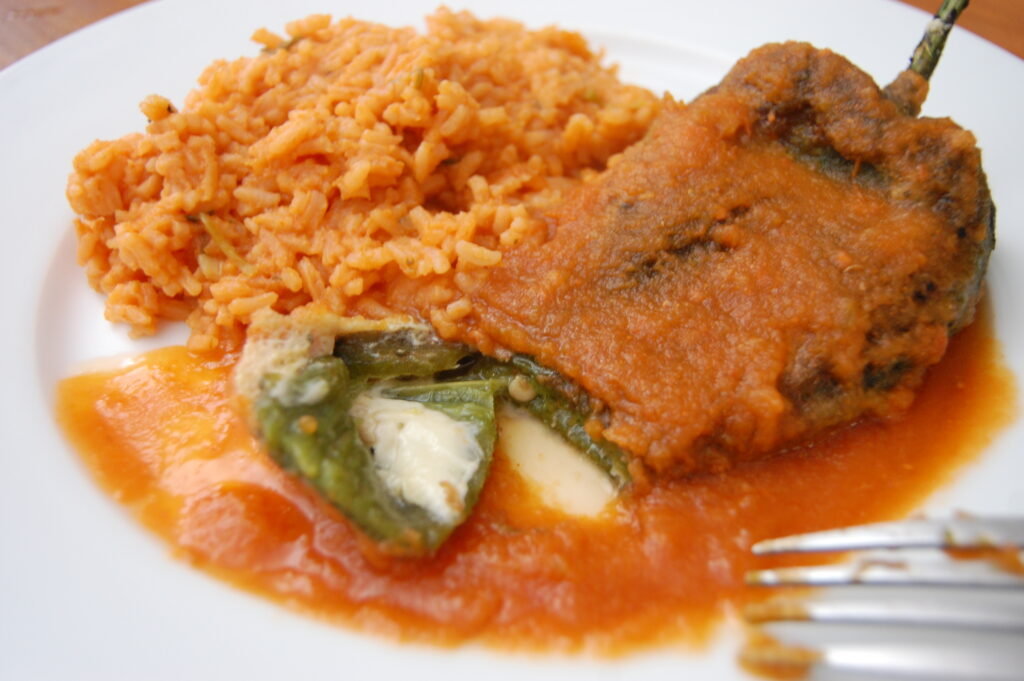 Chiles Rellenos, a Mexican Classic that's easy to make