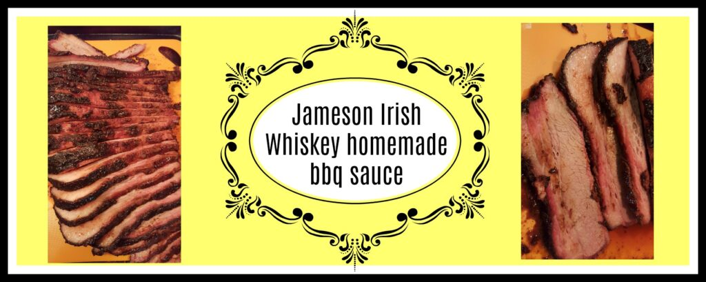 Jameson Irish Whiskey BBQ Sauce