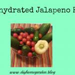 dried jalapeno