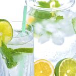 Lemon Lime Infused Water