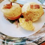 Maple Bacon Corn Muffins