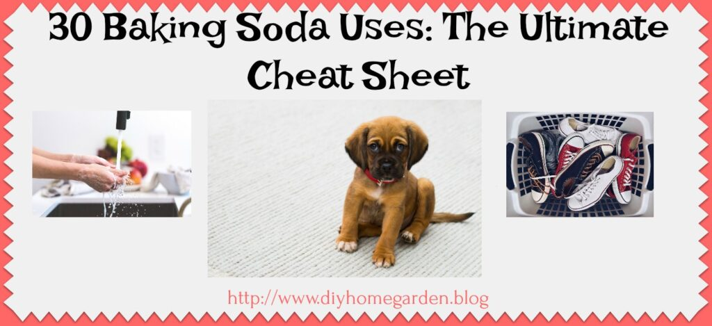 Baking Soda Uses: The Ultimate Cheat Sheet