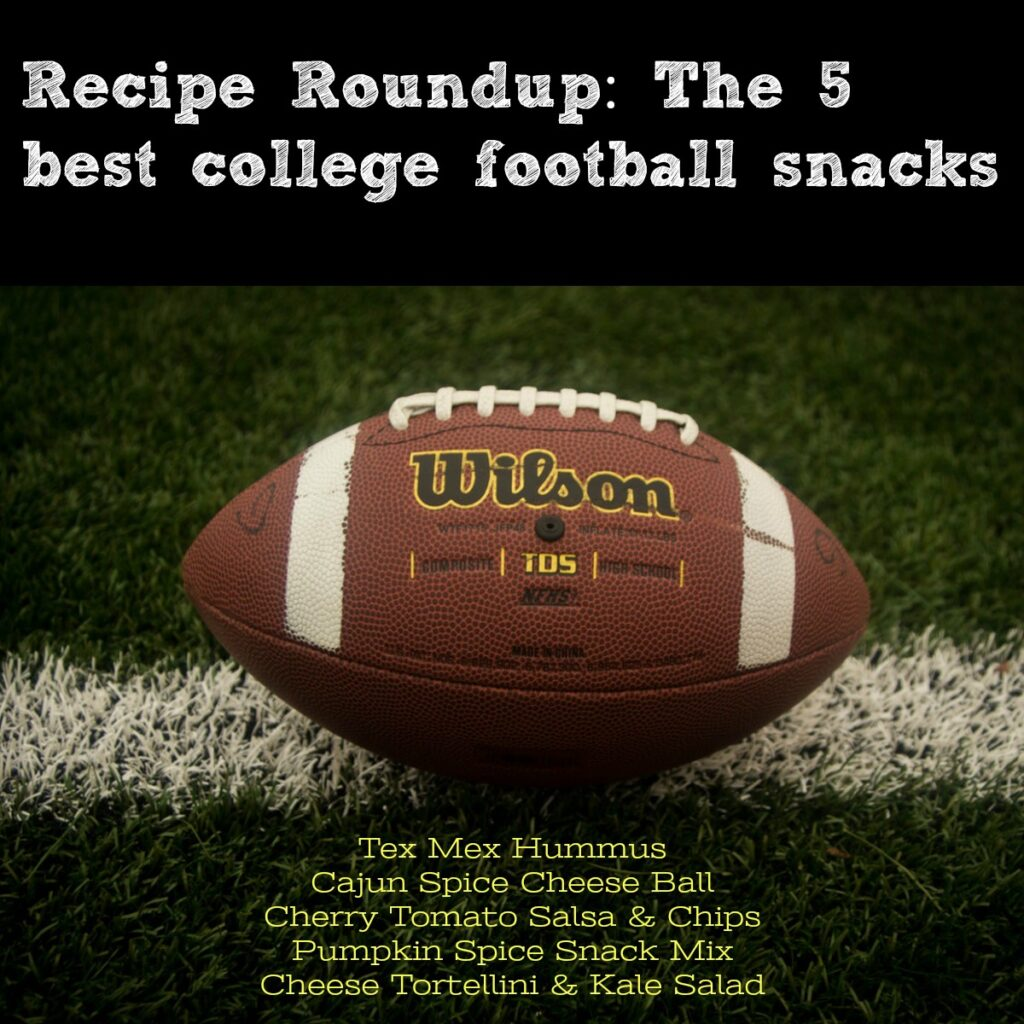 5 Best College Football Snacks