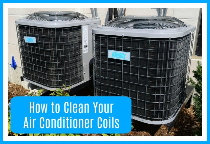 air conditioner coils