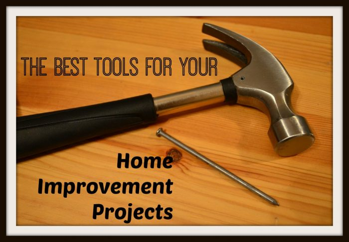 Best Hand Tools for Your Home Improvement Projects