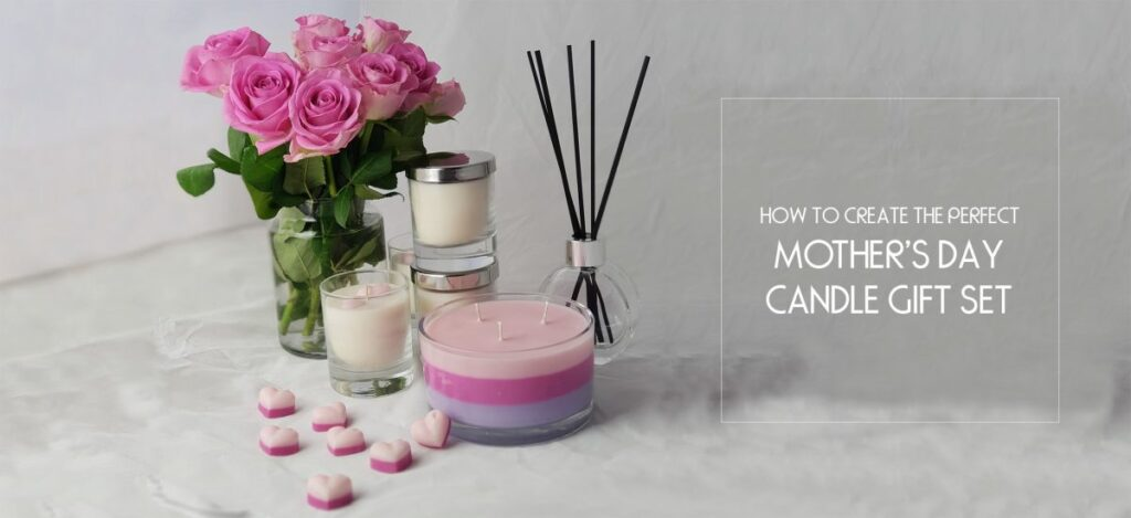 Candle Making Step by Step: Mother's Day Candle Gift Set