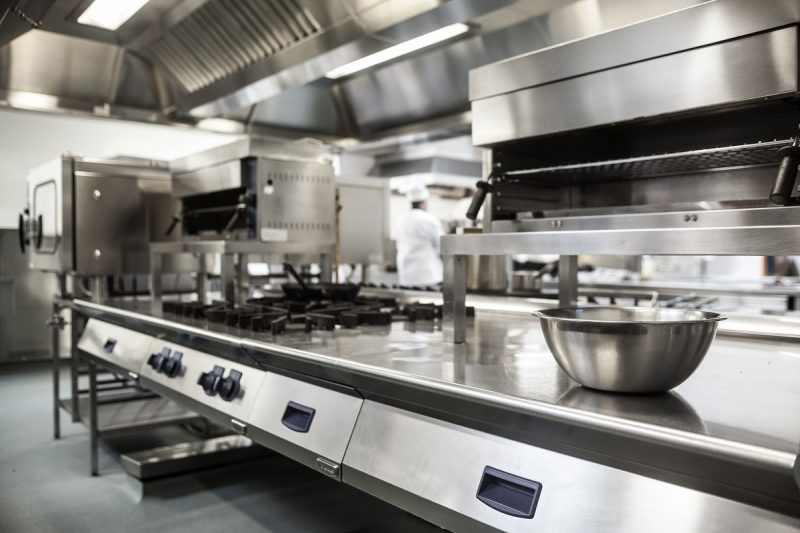 Essential Equipment in a Commercial Kitchen