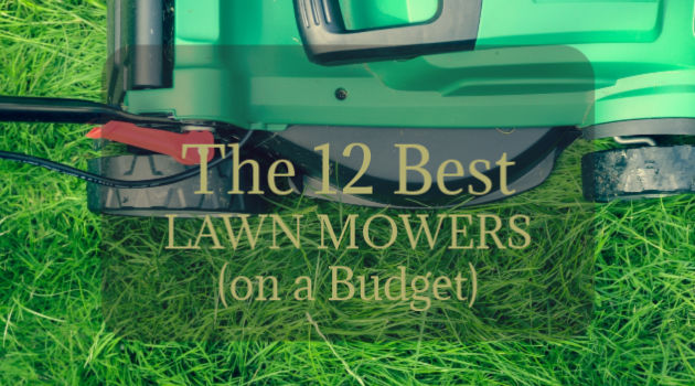 12 Best Lawn Mowers on a Budget