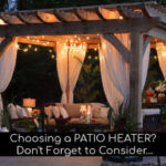 choosing a patio heater