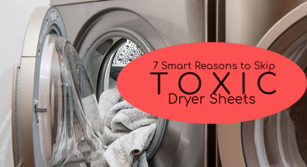 Dryer Sheets: 7 Smart Reasons to Skip Them