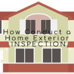 home exterior inspectin