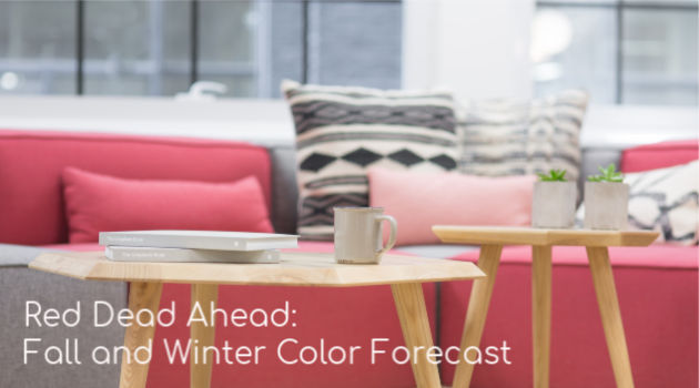 Red Dead Ahead: Fall and Winter Color Forecast