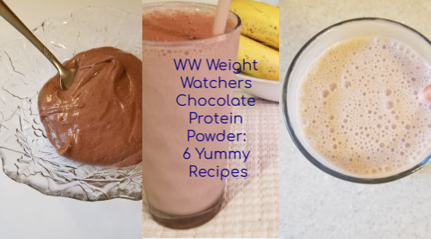 ww protein powder