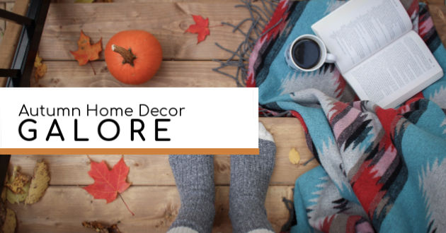 Your Autumn Home Decor Galore