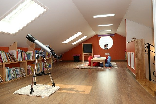 Convert Your Attic Into an Amazing Space