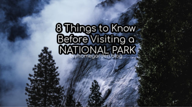 8 Things to Know Before Visiting a National Park