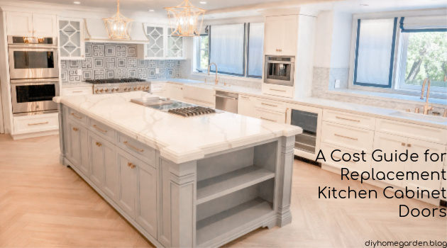 A Cost Guide for Replacement Kitchen Cabinet Doors