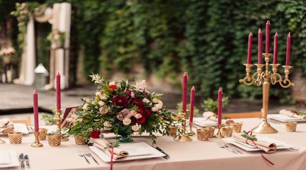 Gorgeous Themes for a Garden Wedding