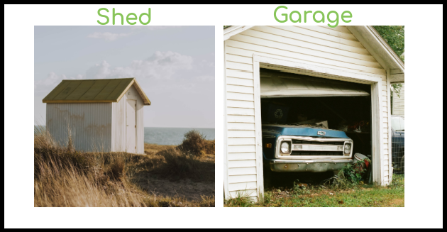 Shed or Garage: Which One is Right for You?