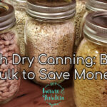 dry canning