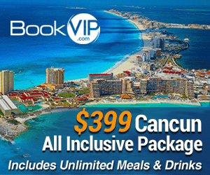cancun book vip