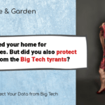 3 Ways to Protect Your Data from Big Tech