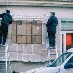 home renovations logistics