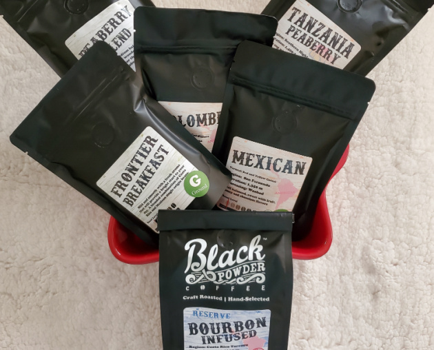 Learn Why We're Obsessed with Black Powder Coffee (You Will Be Too)