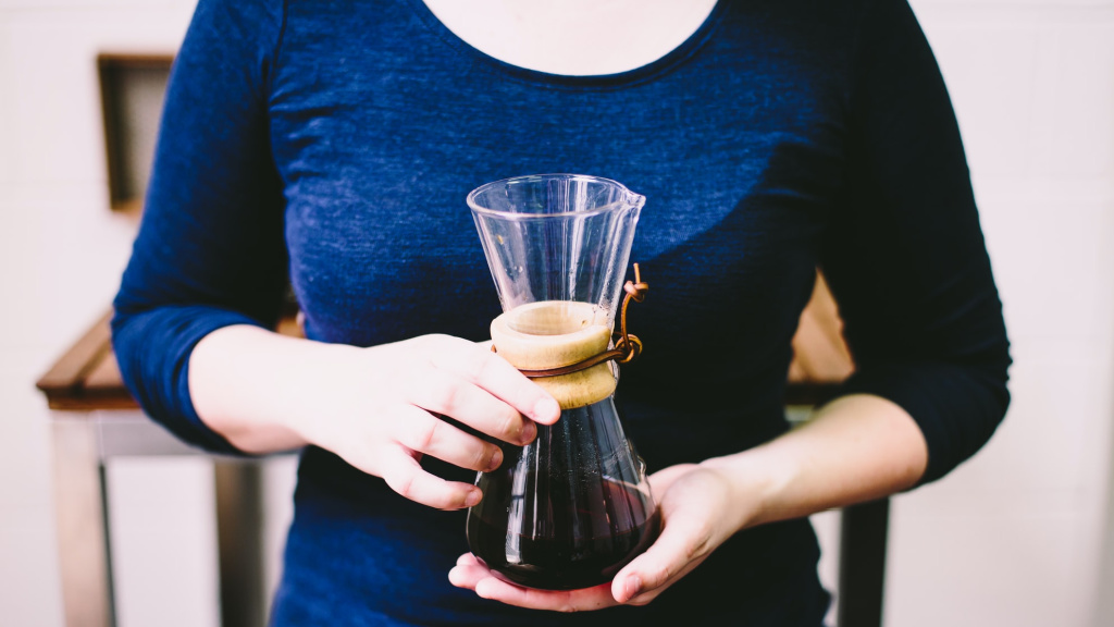 5 Easy Steps to Make Excellent Pour Over Coffee