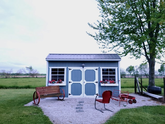 Shed Transformation: 9 Steps to Creating a Relaxation Sanctuary