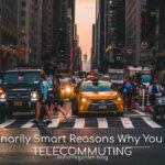Try Telecommuting