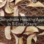 dehydrate apples