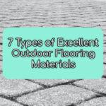 outdoor flooring materials