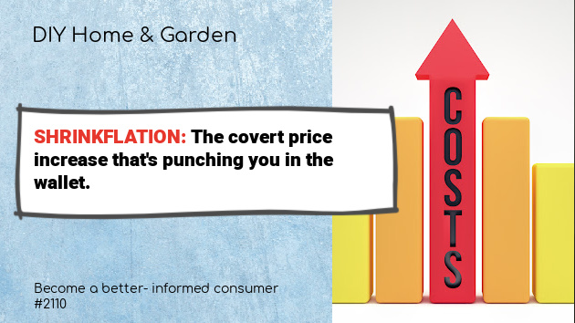 Shrinkflation: The Hidden Price Increase in Your Grocery Costs (video)