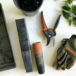 moving your garden tools
