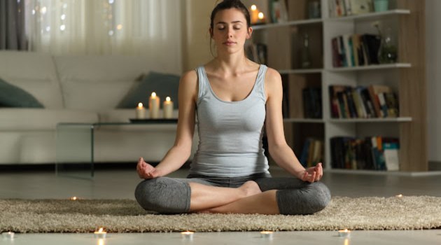 4 Simple Steps To An At-Home Meditation Space