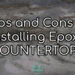 epoxy countertops
