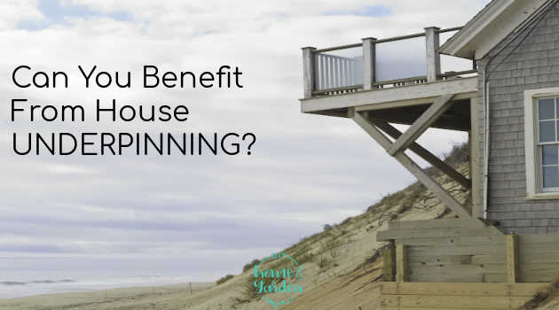 Can You Benefit From House Underpinning?